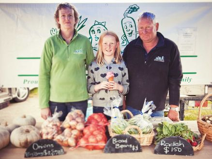 Meet the people behind Marlborough's artisan produce at the markets
