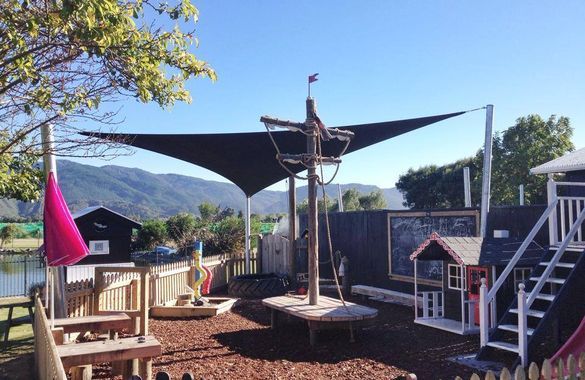 The Vines Village Cafe, Wine Cellar & Stores image