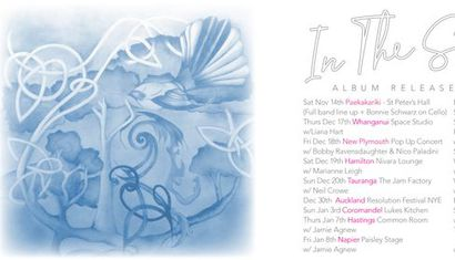 In The Shallows - Debut Album Tour - w/ Jocee Tuck image