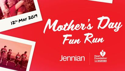 Jennian Homes - Mother's Day Fun Run 2019 image