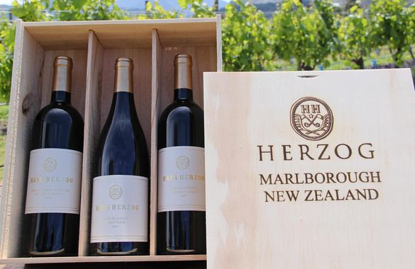 Hans Herzog Estate - Cellar Door image