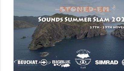 2020 Sounds Summer Slam Spearfishing Competition image