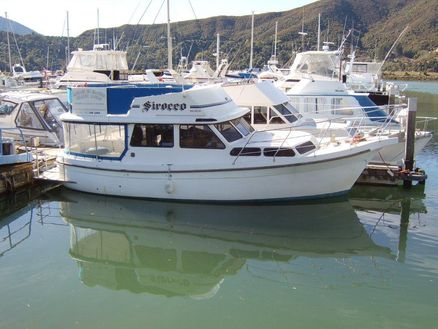 Havelock Marina, Marlborough Sounds