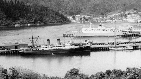 Cook Strait Ferries Heritage
