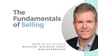 The Fundamentals of Selling image