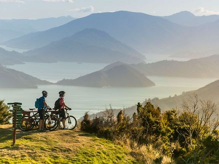 Walks, bike rides and kayaking in Marlborough
