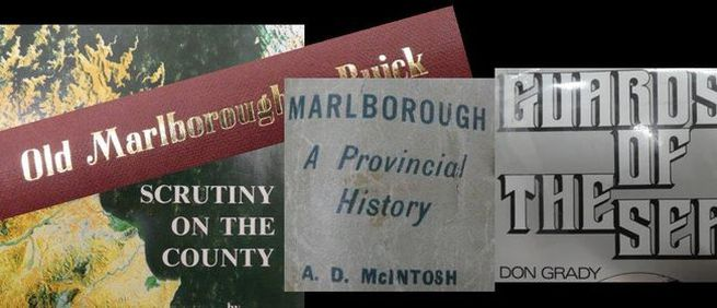 Marlborough History Books Panel Discussion image