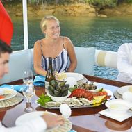 Tarquin Luxury Cruises image