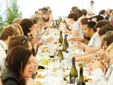 Wine and food matching in the Marlborough wine region