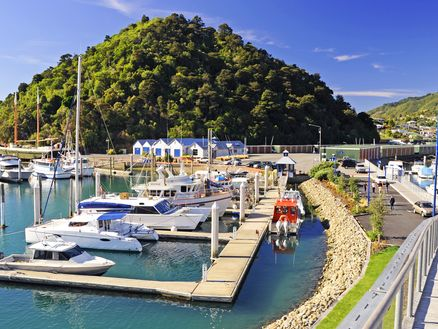 Picton Marina, Marlborough Sounds