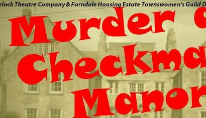 Murder At Checkmate Manor image