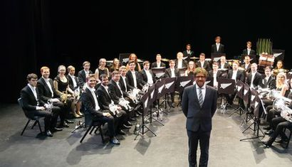 National Youth Brass Band image