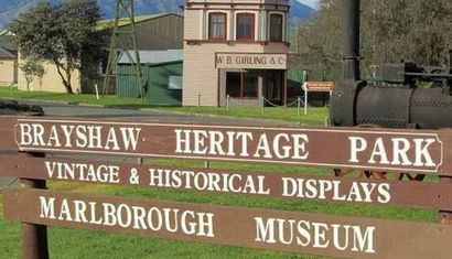 Marlborough Heritage Bus Tour image