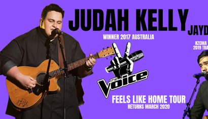Judah Kelly - Feels Like Home NZ Tour: POSTPONED image