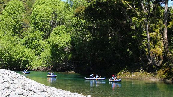 Pelorus River in The Hobbit