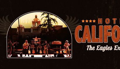 Hotel California The Eagles Experience image