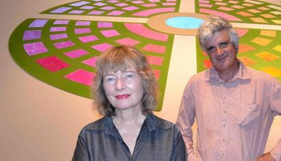 Artist and Curator Talk: Elizabeth Thomson & Gregory O'Brien image