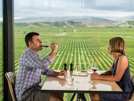 Dine with a view in Marlborough