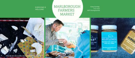 Marlborough Farmers' Market image