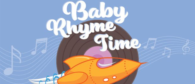 Baby Rhyme Time image