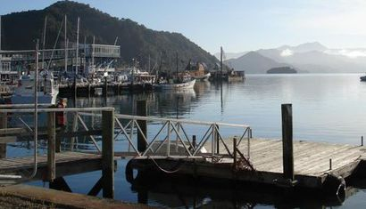 Marlborough Sounds Heritage Cruise image