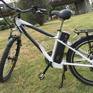 Battery Assisted Bikes for Wine Tours image