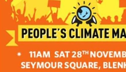 Global People's Climate March image