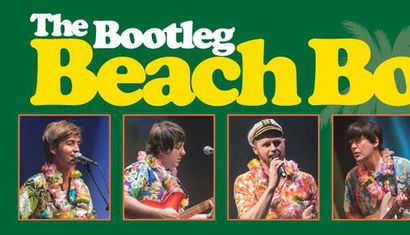 Bootleg Beach Boys image