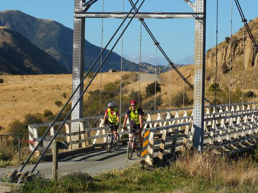 Bike Molesworth Station