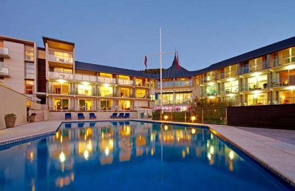 Hotels Auckland New Zealand