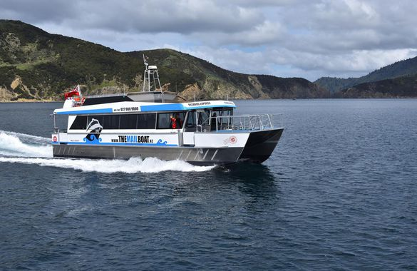 Pelorus Mail Boat Ltd image
