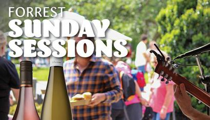Forrest Sunday Sessions image