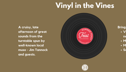 Vinyl in the Vines image