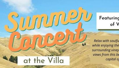 Summer Concert at the Villa image