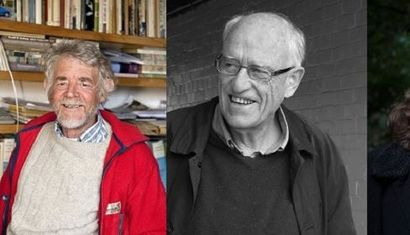 Well Versed - A Marlborough Book Festival Poetry Panel image