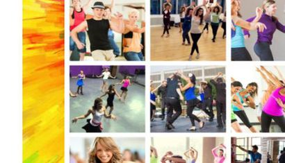 Latin Dance Fusion Class - Move to the Beats & Rhythms image