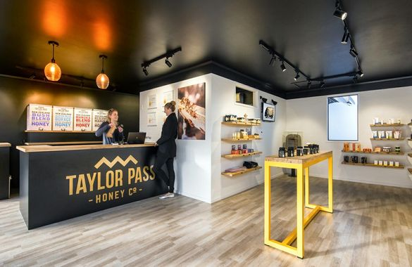Taylor Pass Honey Co image