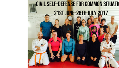 Civil Self Defense For Common Situations image